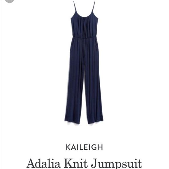 c3d077462d63 Navy kaileigh adalia knit jumpsuit